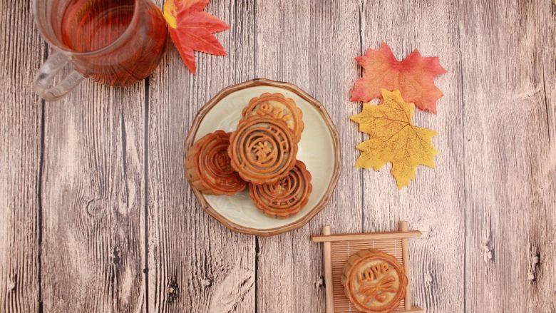 传统广式月饼