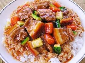 故乡的食物(中):捞米饭与炸南瓜花