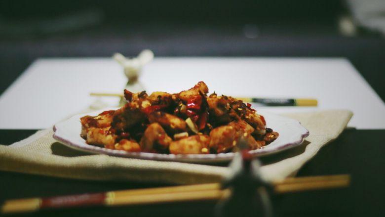 中餐厅之豆瓣鸡