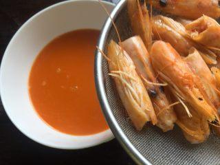 香甜米饭+中华烩饭,过滤出高汤备用