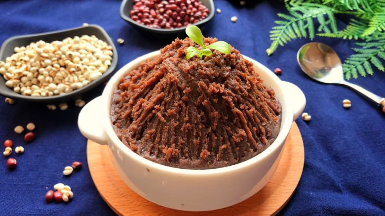薏米红豆沙~中秋必备的健康馅料
