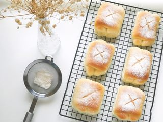 日式面包卷