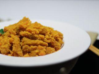 停不下来的小菜—蛋黄焗南瓜,出锅,开吃吧