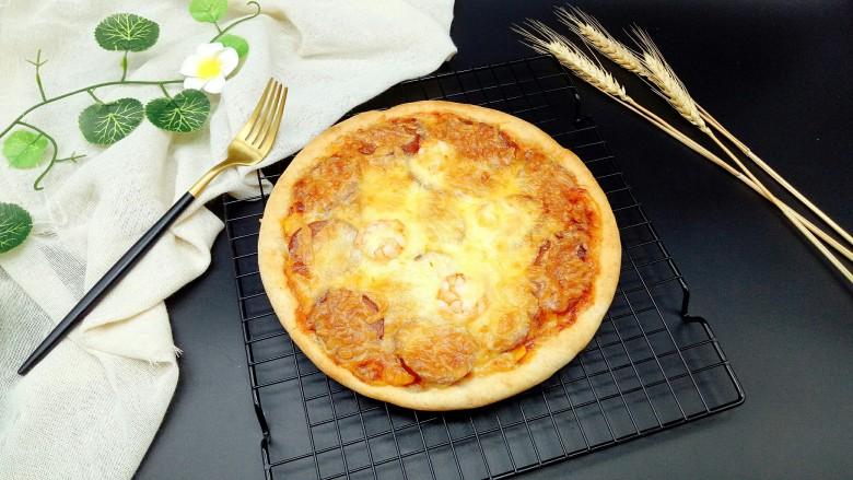 独家秘方披萨