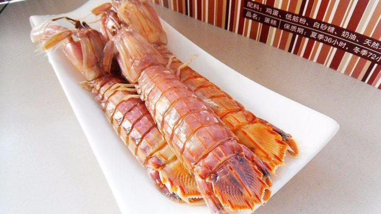 黄酒皮皮虾