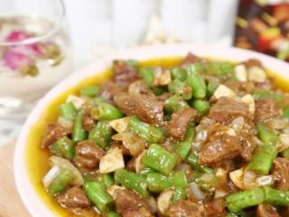 黑椒牛肉粒,黑椒牛肉粒完成