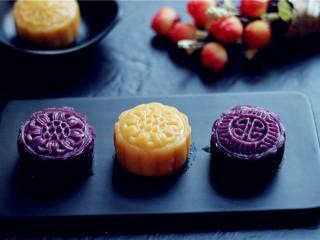 红薯/紫薯糯米糕