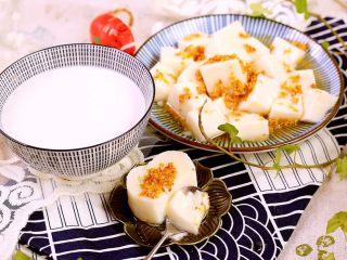 杏仁豆腐&杏仁茶,杏仁豆腐&杏仁茶