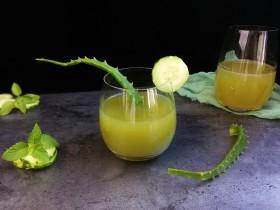 秋季健康饮~黄瓜雪梨汁