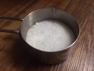 冷萃咖啡蛋糕卷,糖