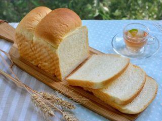 北海道吐司(70%冷藏中种),吃2天都是软软的,组织细腻