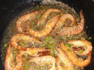 虾酱扁豆角土豆,虾米炒变色
