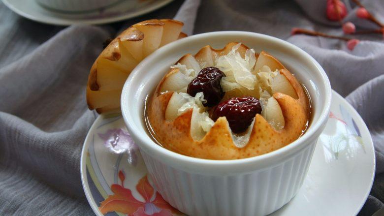 微波烤酥梨#甜味#