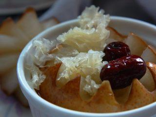 微波烤酥梨#甜味#,甜甜糯糯