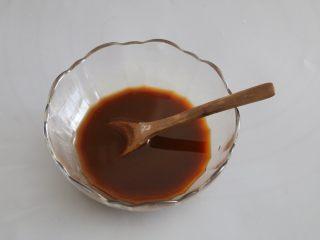 宫保鸡丁,所有搅拌均匀,备用。