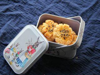 桃酥,装盒图