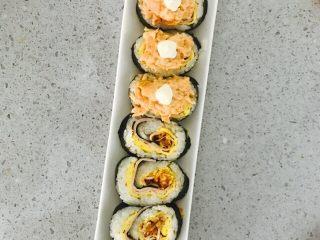 寿司🍣🍣,卷起来就可以了