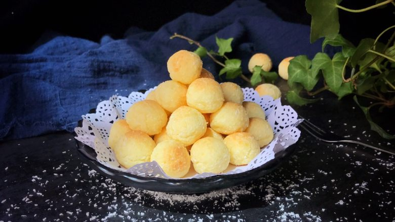 土豆椰蓉球