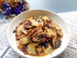咸味-咸菜土豆回锅肉
