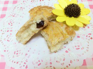蔓越莓椰蓉月饼,椰蓉超级香