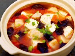 吃豆腐+番茄鱼丸豆腐汤,12.来张大图特写。
