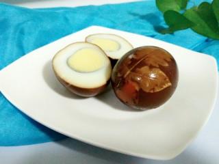 花纹茶叶蛋