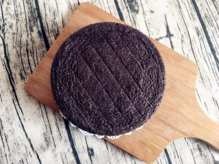【无烤箱版】黑米蛋糕,蒸好的蛋糕非常漂亮 一点也不比烤箱烤出来的差