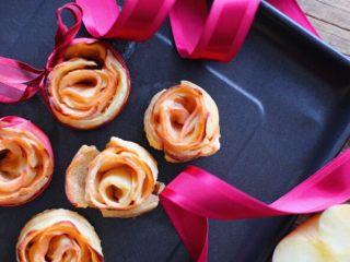 玫瑰酥皮卷