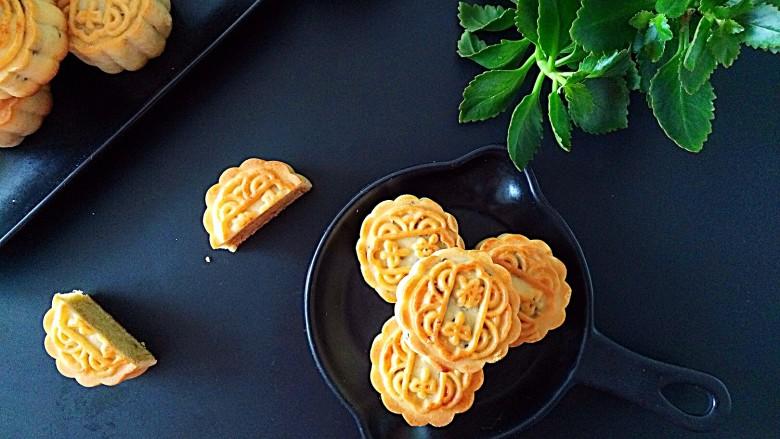 团圆最长情的告白—— 广式栗蓉月饼