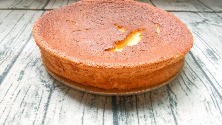 酸奶起司蛋糕,这样一份酸奶味十足,特别嫩的起司蛋糕就好啦~💁🏻