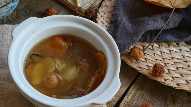 #一碗汤#清燥润肺汤