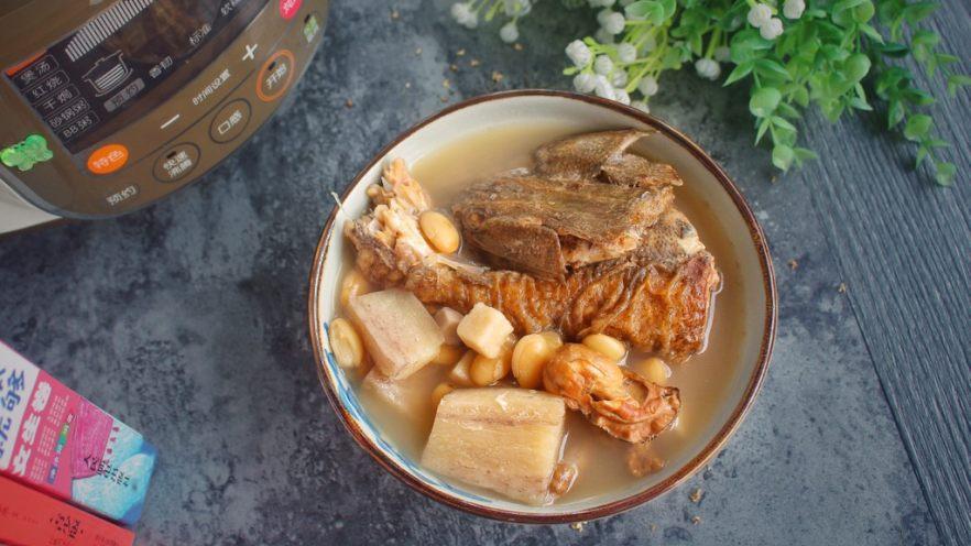 一碗汤 蚝豉粉葛牛尾鱼汤