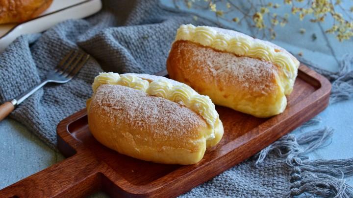 奶油夹心面包