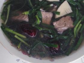 一碗汤十#红枣芡实淮山煲猪肉汤#(创建于29/9~2017)