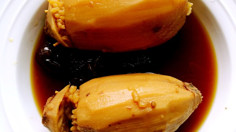 #秋味儿#祛痘健脾数莲藕,起锅,加入蜂蜜、桂花。