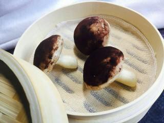 香菇馒头包