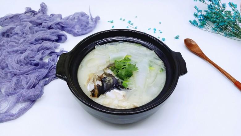 #一碗汤##秋季补钙佳品#鱼头粉皮汤