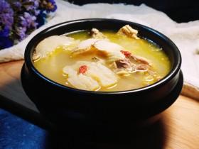 中餐秋冬滋补篇:天麻老母鸡汤