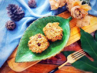 早餐+健康饮食之低脂无油无糖坚果燕麦饼