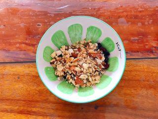 早餐+健康饮食之低脂无油无糖坚果燕麦饼,像这个样子就差不多了!