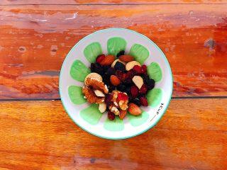 早餐+健康饮食之低脂无油无糖坚果燕麦饼,倒出每日坚果!