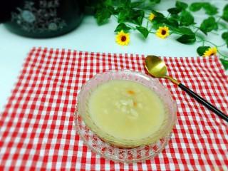早餐+香浓奶白花生汤
