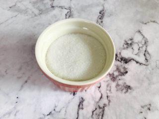 意式马卡龙,细砂糖