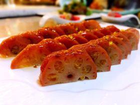 桂花藕,秋季平民的滋補佳品
