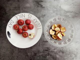 健脾养胃助消化的山楂汁,用勺子小刀都可以去籽,弄得时候注意安全