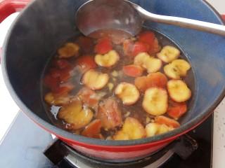 健脾养胃助消化的山楂汁,再煮15分钟就好了