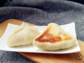 早餐+三角生煎包