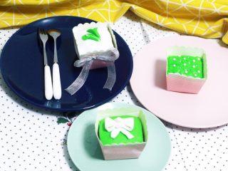 零基础纸杯翻糖蛋糕