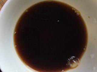 花蛤蒸蛋,蒸鱼豉油酱油白糖加开水混合的酱汁