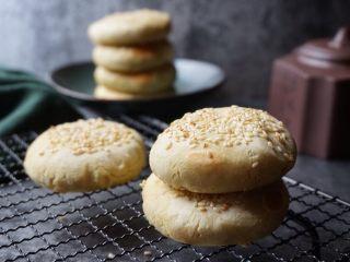 红薯糯米饼,吃不完的红薯可以放冰箱保存,第二天蒸热再吃